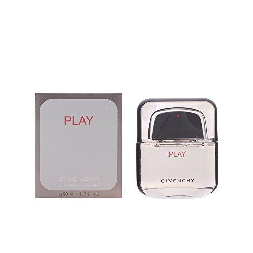 Givenchy Play Eau de Toilette pour Homme, 50ml