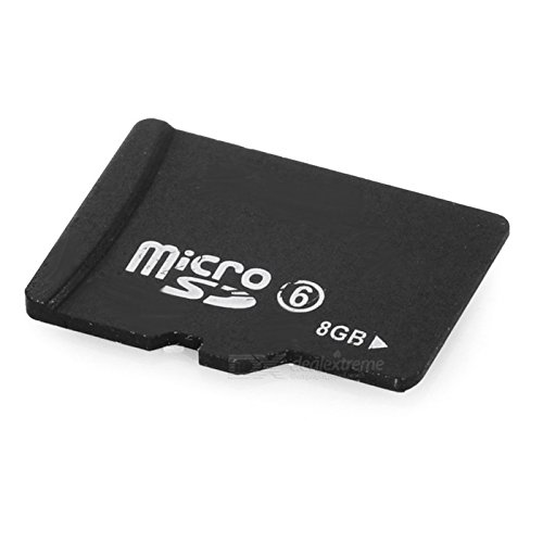 Joy 8GB MicroSDHC Class 6 Micro SD Card, Ideal Upgrade for mobile phone, Handycams and digital camera -JOY-MMC-8GB-BLACK  available at amazon for Rs.389