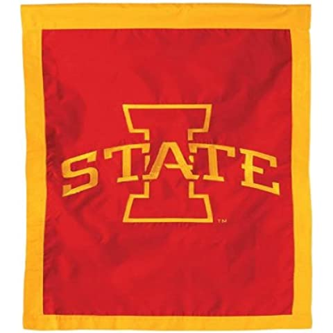 Iowa State University biadesivo Regular House Flag