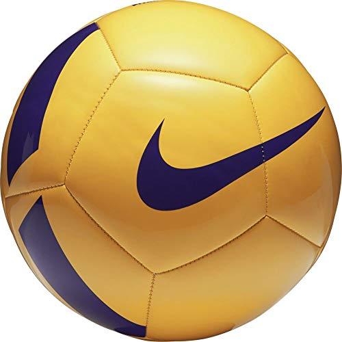 best website 97883 789e4 Nike Pitch- PL Football Ball, Unisex, Orange (Orange Citrus White