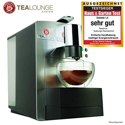 ANGEBOTSPREIS - TEEKANNE Multifunktionale Kaffeekapselmaschine Teemaschine +