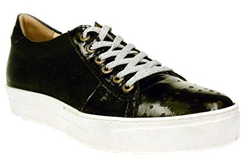 Mjus 785117-0103 - Damen Schuhe Sneaker Schwarz