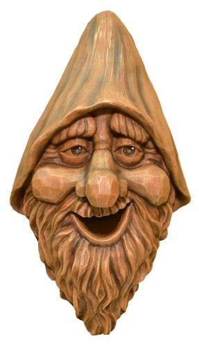 Garten Gnome-dekor (Red Carpet Studios Birdie in the Woods Vogelhaus, Harry Face)