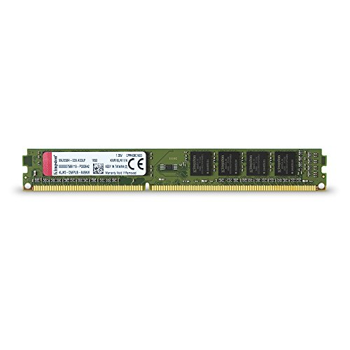 Kingston KVR16LN11/4 Arbeitsspeicher 4GB (DDR3L Non-ECC CL11 DIMM 1.35V, 240-pin)