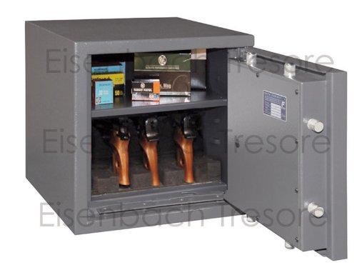 Kurzwaffentresor nach EN 1143-1 für Kurzwaffen und Munition
