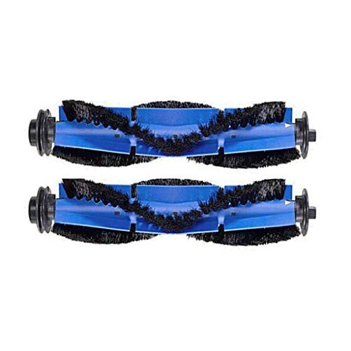 UJUNAOR Sweeping Roboter Zubehör Kehrroboter für Eufy RoboVac Ersatzkit 11S Kompatibel für RoboVac 30 Für RoboVac 30C Für RoboVac 15C Zubehör(A,One size) (Hartholz Und Teppich-boden Staubsauger)
