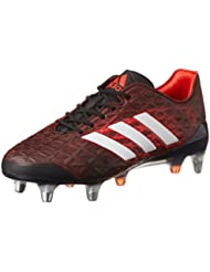 adidas Kakari Light Sg, Chaussures de Rugby Homme, Rouge, UK