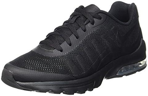 Chaussure Air Max - Nike Air Max Invigor, Baskets Homme, Noir