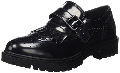 XTI Donna Zapato Sra C. Negro . Scarpe Nero Size: 39