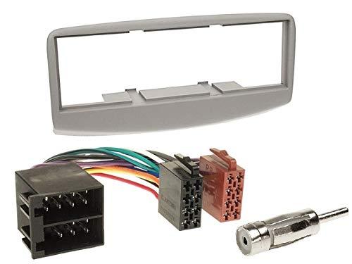 Pioneer-DEH-S110UB-1-DIN-Autoradio-mit-CD-USB-AUX-fr-FIAT-Multipla-186-1999-2010-grau