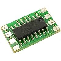 BeMatik - Conversor electrónico Serie RS232 a TTL Salida 3.3V. JY-MCU DW-0744