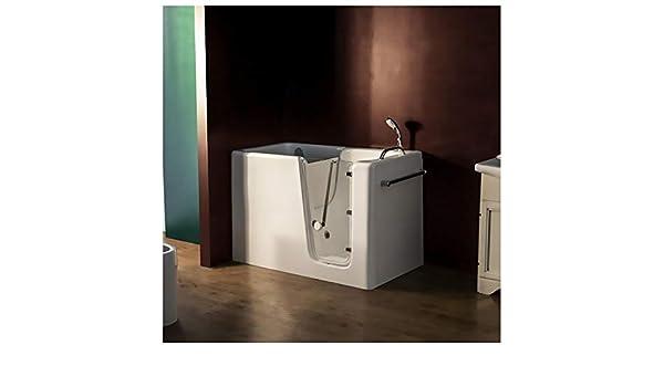 Riempire La Vasca Da Bagno In Inglese : Bluemotion vasca disabili con seduta e sportello 120x70 apertura