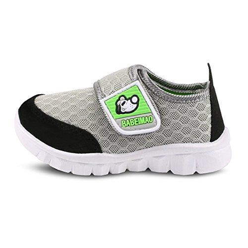 O&N Kinderschuhe Sportschuhe Großhandel Studentenbewegung Schuhe Sommerschuhe Netzschuhe für Jungen (Kinder Schuhe Großhandel)