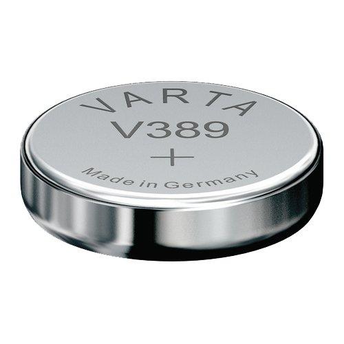 Varta bouton V389 cellule