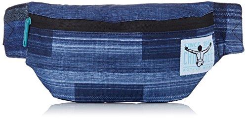 Chiemsee Unisex-Erwachsene Waistbag Kuriertasche, Blau (Keen Blue), 10x7x39 cm