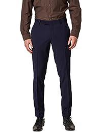 ESPRIT Collection Pantalones de Traje para Hombre