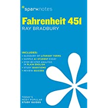 Fahrenheit 451 SparkNotes Literature Guide (SparkNotes Literature Guide Series) (English Edition)