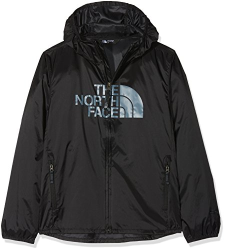 THE NORTH FACE Flurry Wind HDY Sweat-Shirts zu Capuche-Boys (Sportswear) Jungen M schwarz Face Kids Sweatshirt