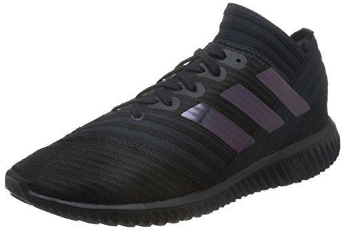 adidas Herren Nemeziz Tango 17.1 Tr Fitnessschuhe, Mehrfarbig (Core Black/core Black/utility Black F16), 44 EU