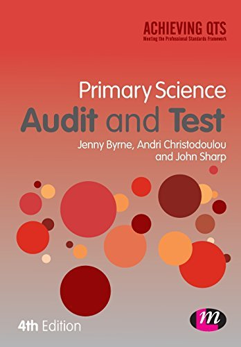 By Jenny Byrne Primary Science Audit and Test (Achieving QTS Series) (4th Edition) [Paperback]