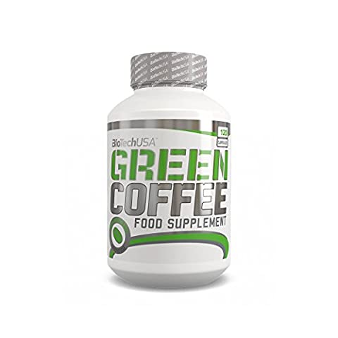 Biotech USA 19011010000 Green Coffee Vitamine