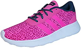 adidas Neo Lite Racer Chaussures Mode Sneakers Femme Rose