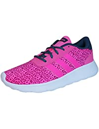 the best attitude 95575 6a63b adidas Lite Racer, Baskets Basses Femme