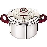 Tefal pressure cooker Clipso Precission, 10L Multi Color