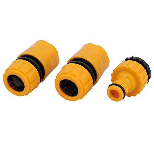 X-Dr Auto Garten Bewässerung Einstellbare Kunststoff Twist Schlauch Düse Spray Set Reinigungswerkzeug (c968dee0543b98a36f598e3afa98d0a2)