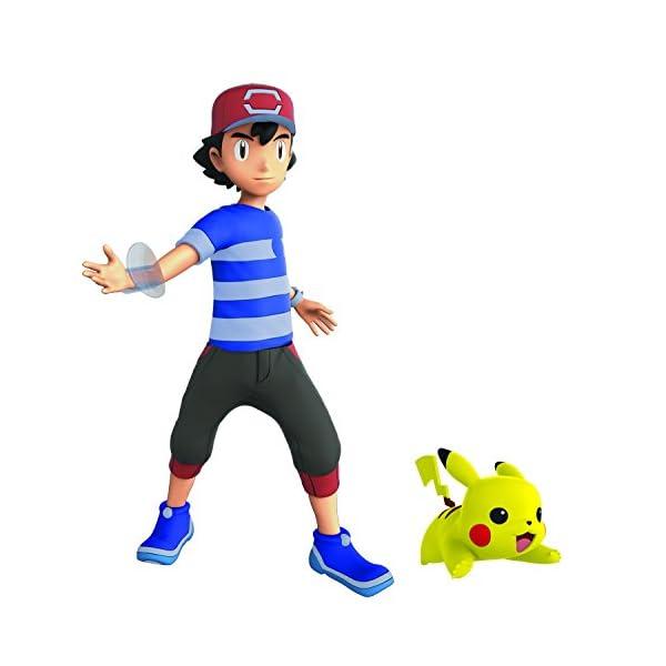 Pokemon Figura Héroe con Mecanismo Modelos Surtidos (BIZAK 63227224) 4