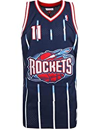 Mitchell & Ness Houston Rockets 2002 Camiseta sin Mangas