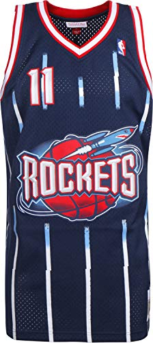 Mitchell   Ness - Maillot NBA Yao Ming Houston Rockets Mitchell   ness  Hardwood Classic swingman d835ad66a