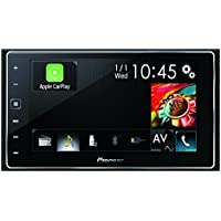 Pioneer SPH-DA120 High Quality 2 Din Autoradio mit Touchscreen 15,8 cm (6,2 Zoll) für Android & iPhone | FLAC, Bluetooth, USB, Freisprecheinrichtung, AUX, Apple Carplay, RDS, Siri Eyes Free, GPS