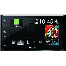 Pioneer SPH-DA120 - Unidad App Radio 2-DIN para iPhone y Android (pantalla multitáctil de 6,2, GPS, Bluetooth)