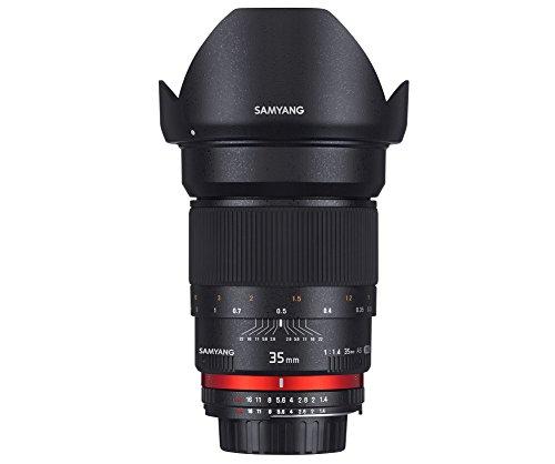 Samyang 35mm F1.4 Objektiv Canon EF
