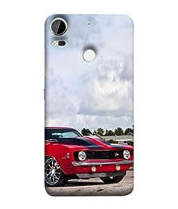 PrintVisa Designer Back Case Cover for HTC Desire 10 Pro (Rare lovely awsome car race speedy)