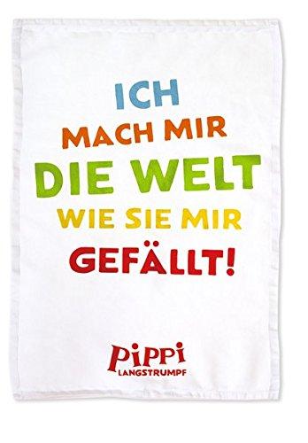 Pippi (Film) Küchentuch-Set: 2 Stück