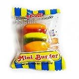 E-Frutti Mini Gummi Burgers 0.32 OZ (9g)