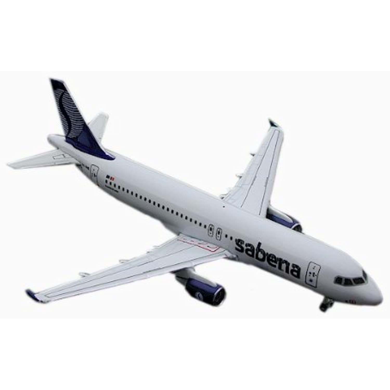 Daron Worldwide n-gociation n-gociation n-gociation GJ236 G-meaux Sabena A320 1/400 3de24a