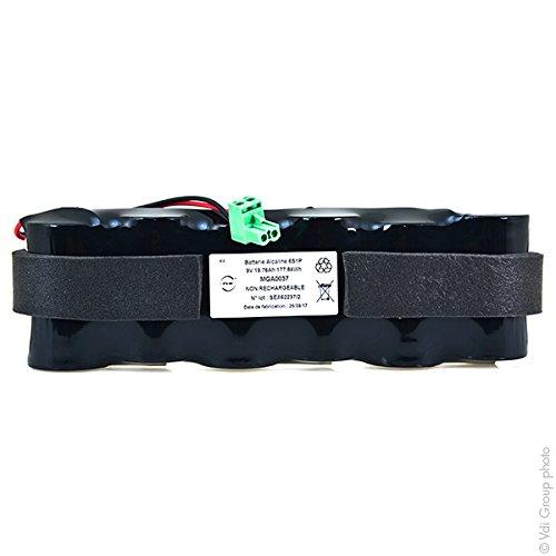 NX - Batterie Alarmsystem 6x LR20 (ST1/SG) 9V 19.76Ah FC