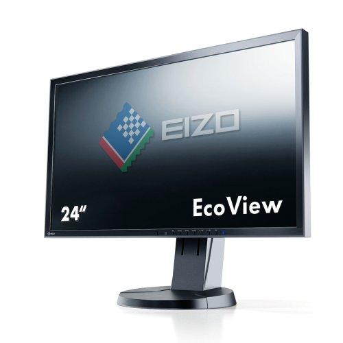 EIZO EV2416WFS3-BK 24-Inch LCD/LED Monitor - Black