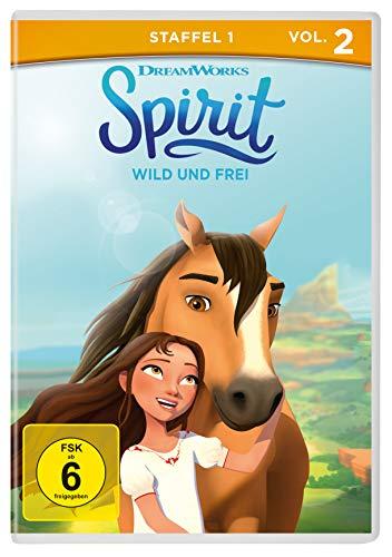 Produktbild Spirit - Wild und frei, Staffel1, Vol. 2