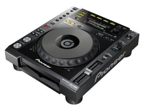 PIONEER CDJ-850-K (black) cd player