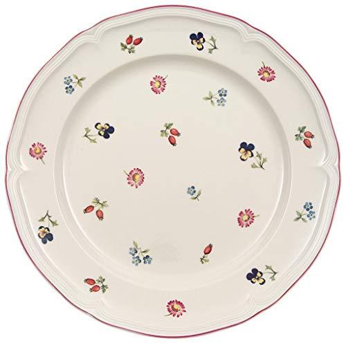 Villeroy & Boch 10-2395-2620 Assiette Plate Porcelaine Rouge 29,2 x 29,2 x 8,5 cm 1 Assiette