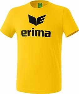 erima Herren T-Shirt Promo, gelb, S, 208346