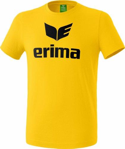 erima Herren T-Shirt Promo, gelb, XXXL, 208346
