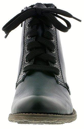 Rieker - Stivali classici Donna ozean/ozean / 14