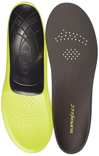 Superfeet Blue Premium - Plantilla para zapatos unisex, B (34-36 EU)