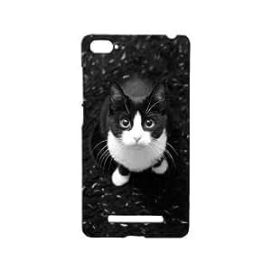BLUEDIO Designer 3D Printed Back case cover for Xiaomi Mi4i / Xiaomi Mi 4i - G1649