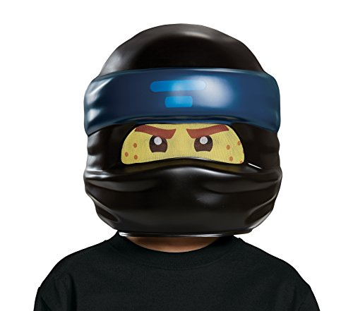 LEGO Ninjago Movie Jay Mask, One Size